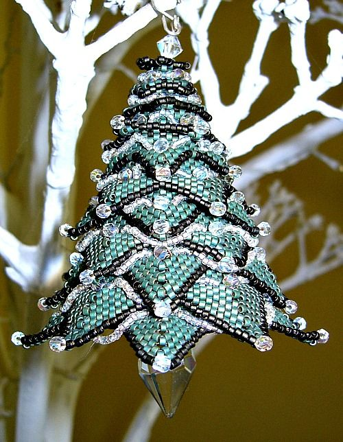 Christmas Tree Ornament Pattern