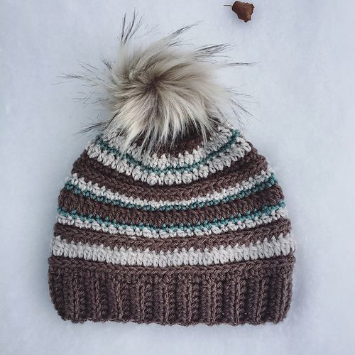 Until February 23rd, 2018 use COUPON CODE: WINTERSPIRIT to get 50% off the Winter Spirit Toque Crochet Pattern