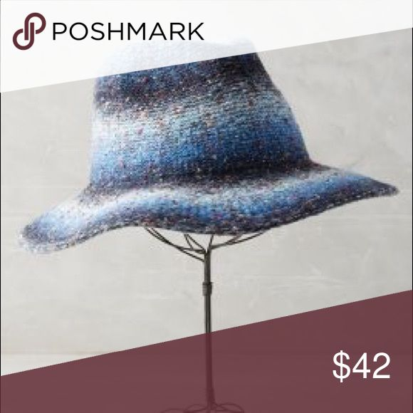 NWT Anthropologie Ombré   Rancher Hat NWT Anthropologie Ombre Rancher hat OS Anthropologie Accessories Hats