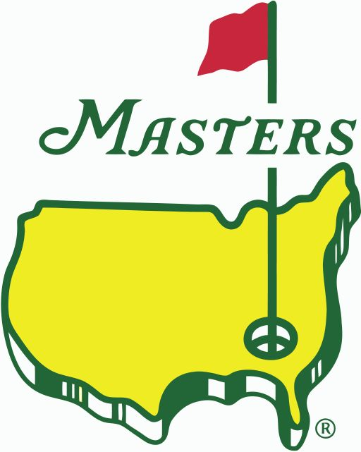 2x the masters tournament at augusta national golf sticker masters sticker