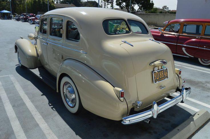 1937 Buick Century Sedan VIII by Brooklyn47.deviantart.com on @DeviantArt
