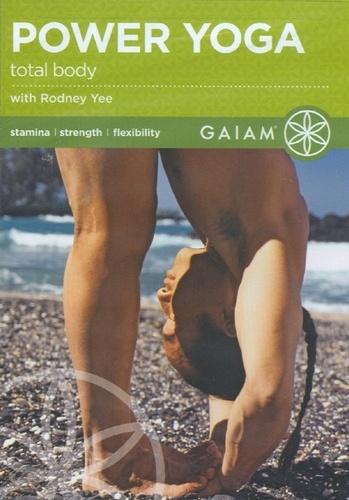 my first yoga dvd - Power Yoga (Rodney Yee)