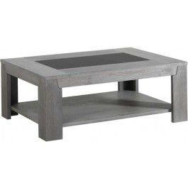 Parisot Titan Coffee Table In Grey Oak