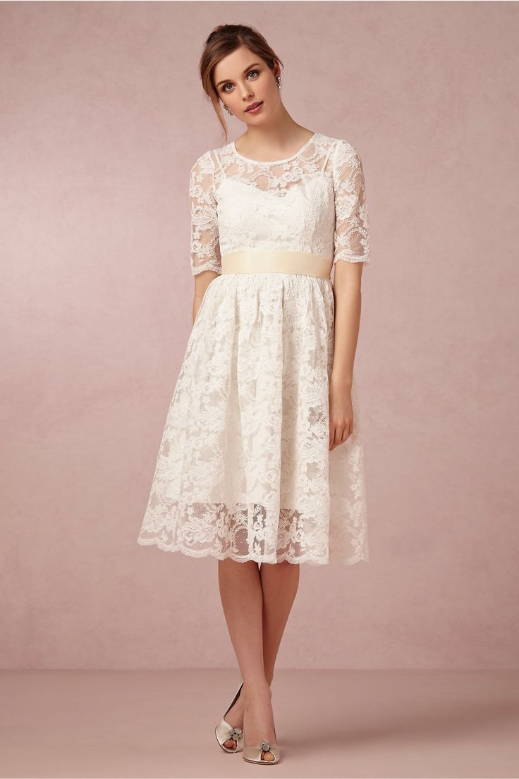 20 best Wedding Dresses images on Pinterest | Wedding frocks, Short ...