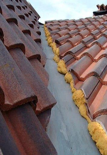 464 best images about construcci n y reparaciones del - Tapar agujero techo ...