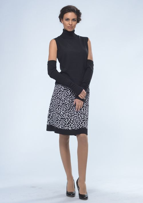 Капсульная коллекция «Образ розы» (зима 2014-2015) - Модный дом РИТО / Fashion House RITO