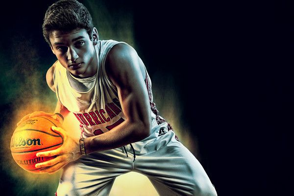 High School Senior - Basketball Enhancement Session  Joshua Hanna Photography Cross Lanes, WV