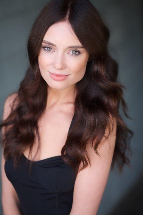 "Mallory Jansen as Galavant's true love, Madalena, in the 2015 TV show ""Galavant"""