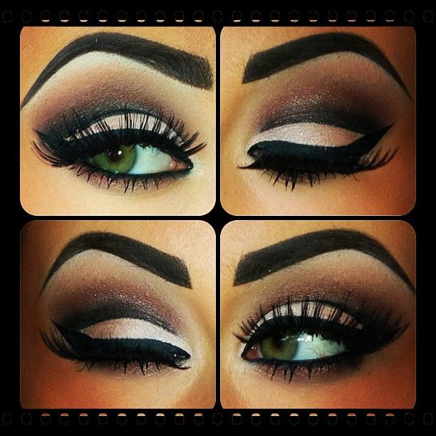 Kiss And Make Up: 128 Best Images About EYE MAKEUP IDEAS On Pinterest