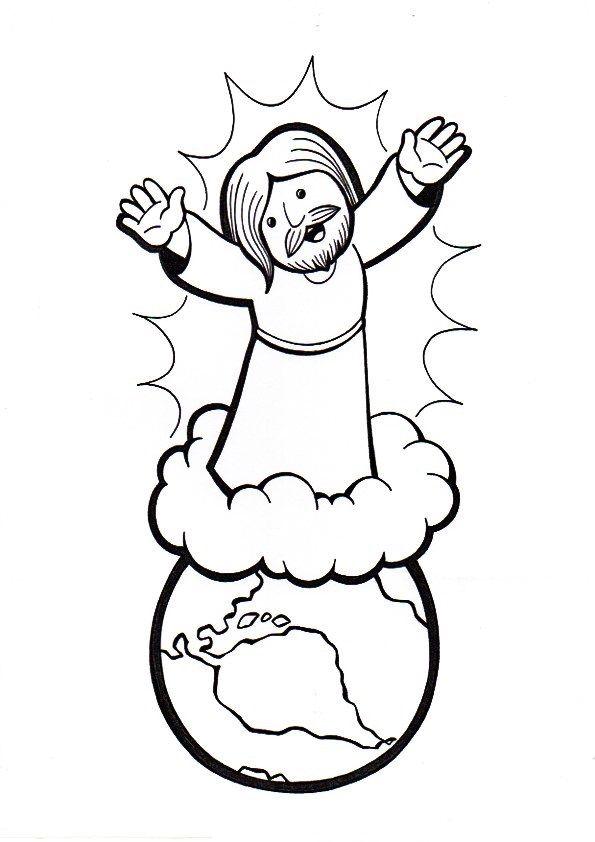 199 best Pentecôte et Ascension images on Pinterest   Sunday school ...