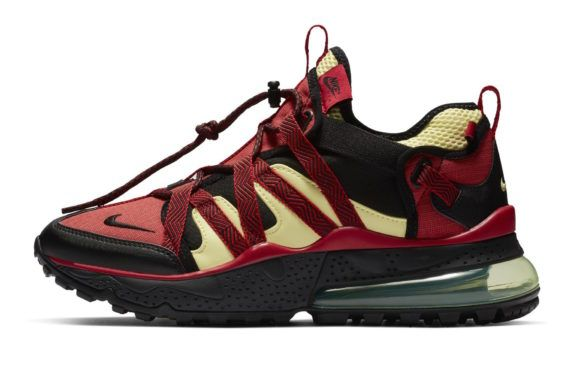 Release Date  Nike Air Max 270 Bowfin Black University Red  fa7deac52