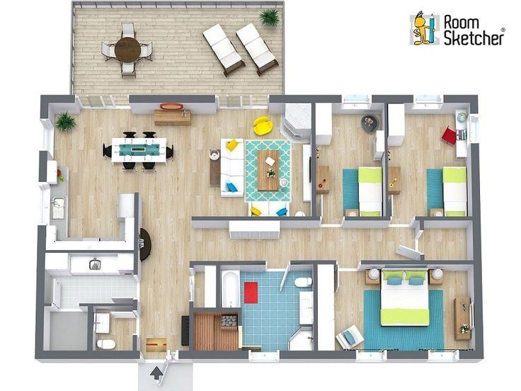 Best 25+ Floor plans online ideas on Pinterest House plans - bedroom design tool