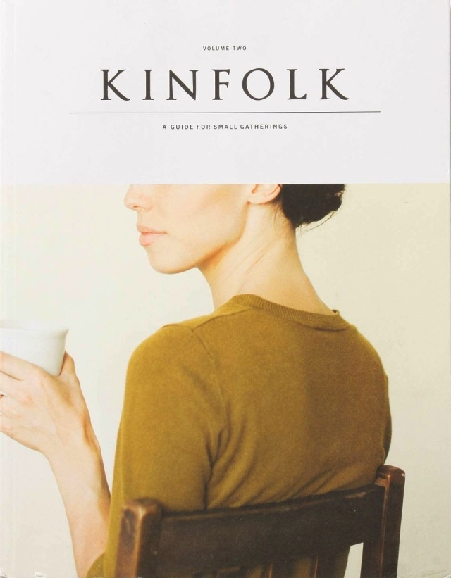 kinfolk magazine, a favorite