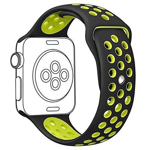Oferta: -€. Comprar Ofertas de Apple Watch Correa, YFeel Soft Silicona Suave Reemplazo de Banda Sport Band Replacement iWatch Strap para Apple Wrist Watch A barato. ¡Mira las ofertas!