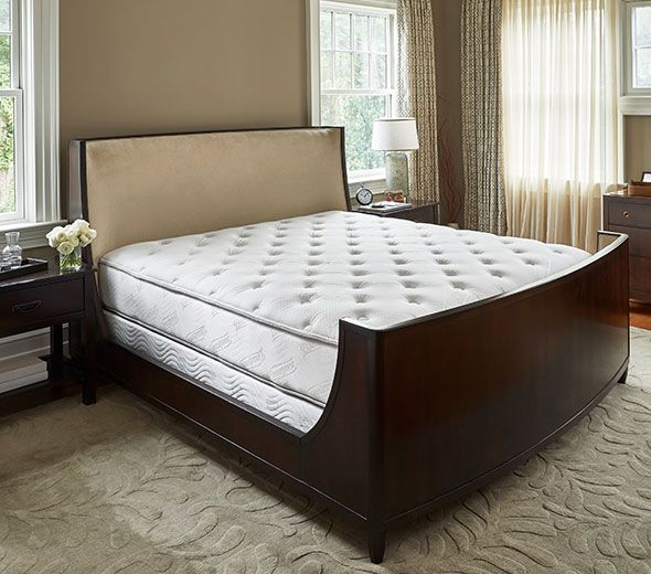 Jw Marriott Mattress Box Spring Set Bed Frame Headboard