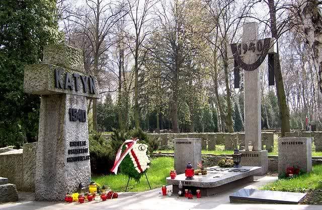 Katyn Forest Memorial
