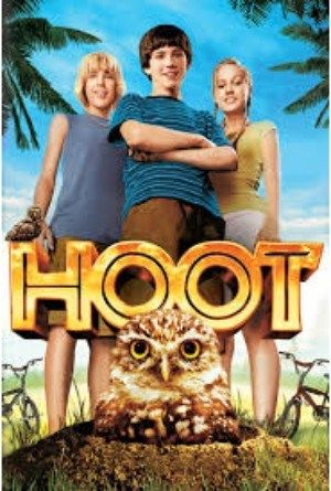 Watch Hoot 2006 Online Full Movie.Its based on Carl Hiaasen's novel of the same name,A boy moves to Florida and unearths a disturbing threat to a local population of endangered owls.