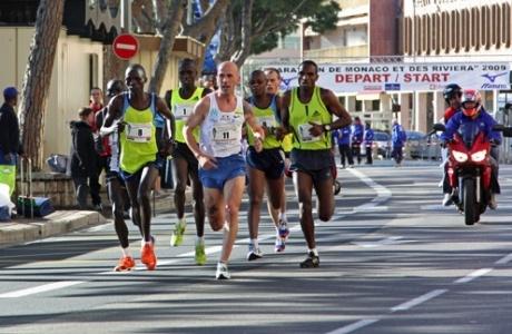 Maratona di Monaco 2010