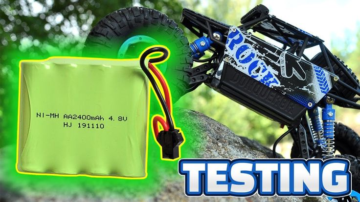 48v battery pack 2400mah for rc car aa nimh rechargeable
