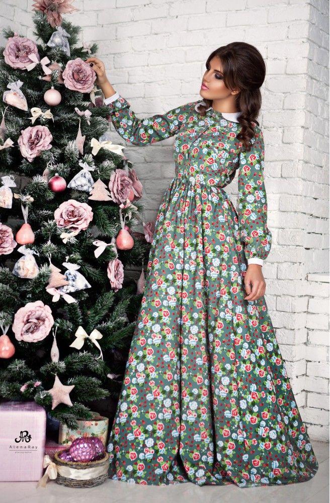 dress by Beloe Zoloto