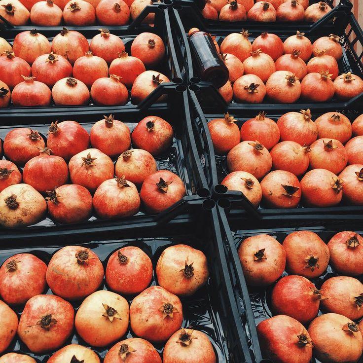 """#pommegranate #Berlino #traveling"""