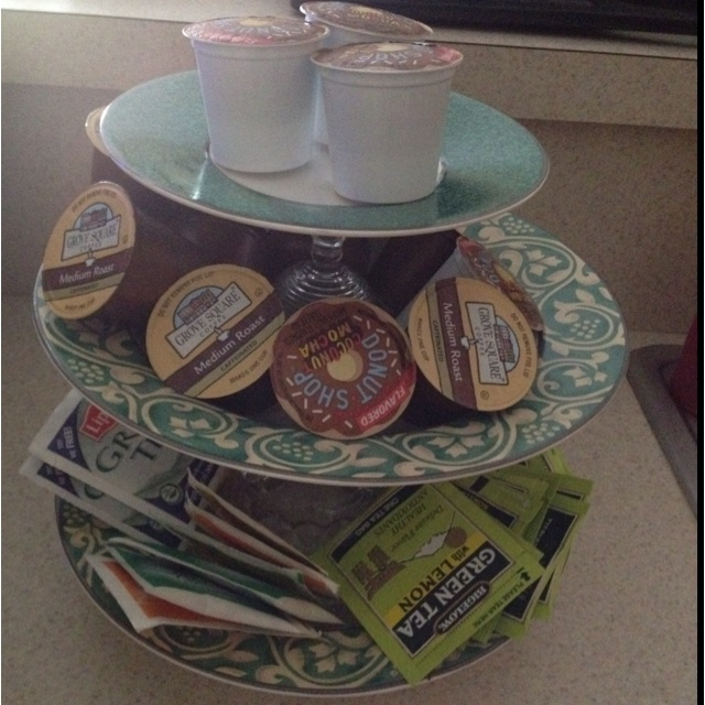 Homemade K-Cup holder!