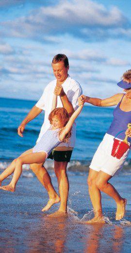 President Apartments - Surfers Paradise Beaches - Gold Coast Family Holiday Accommodation