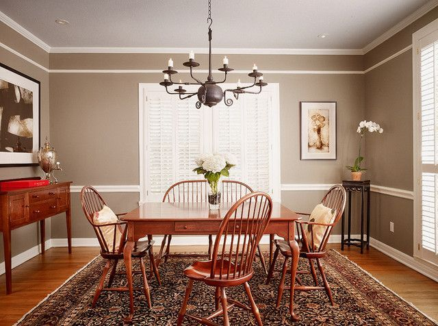 1930s interior design ideas benjamin moore stardust - Dining room picture ideas ...