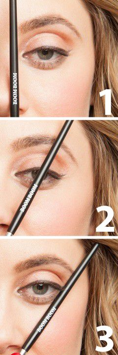 ips on the best brows for a square face. #makeup