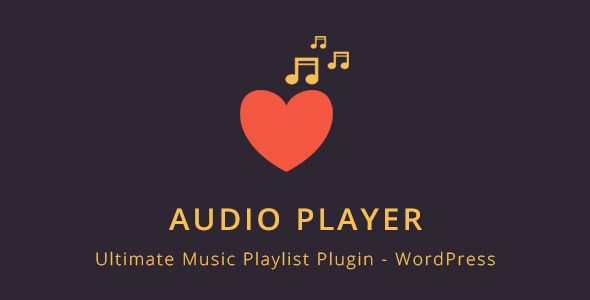 Audio Player -WordPress - CodeCanyon Item for Sale
