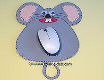 alfombrillas raton de goma eva - Buscar con Google