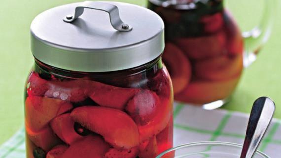 Ромовый горшочек, пошаговый рецепт с фото