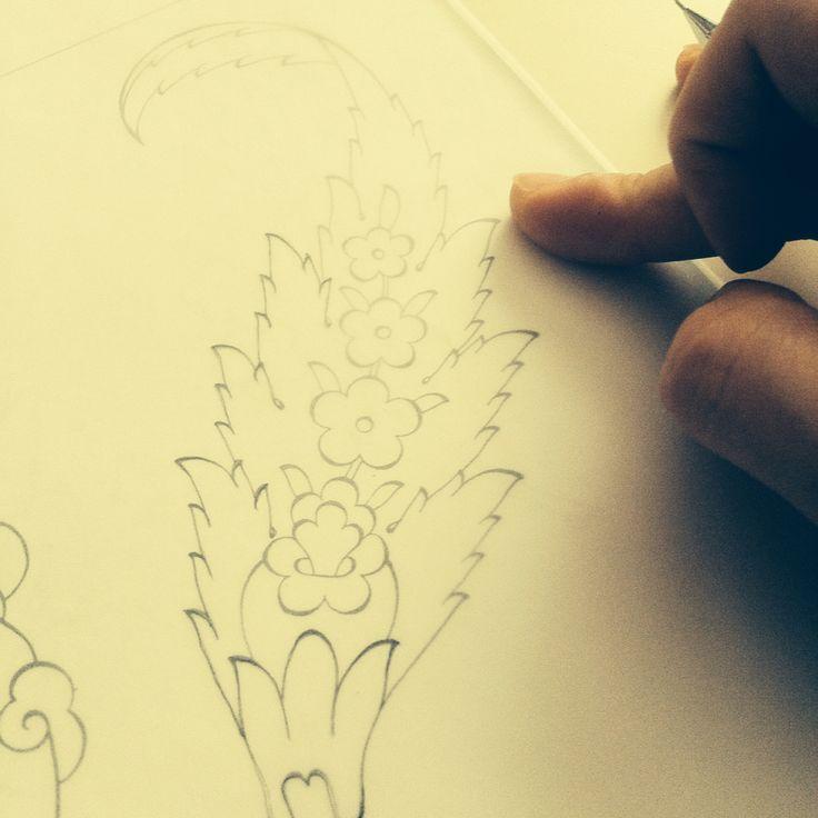 #artwork#mywork#turkshart#tezhip#tazhib#design