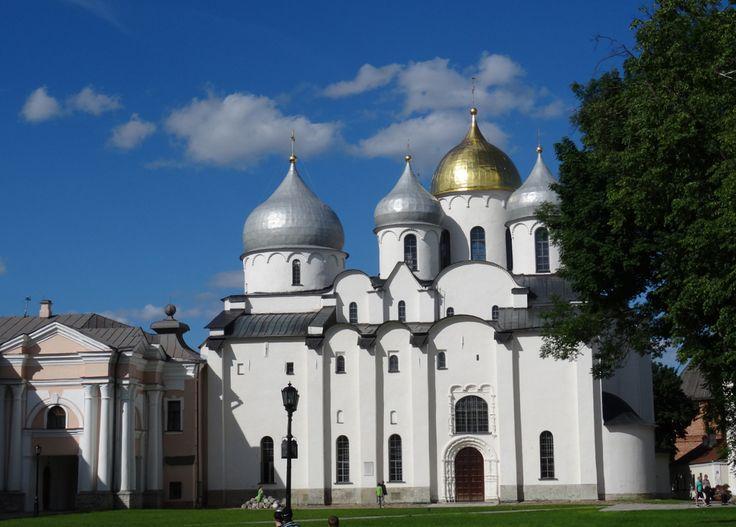 Sashkin house: Великий Новгород
