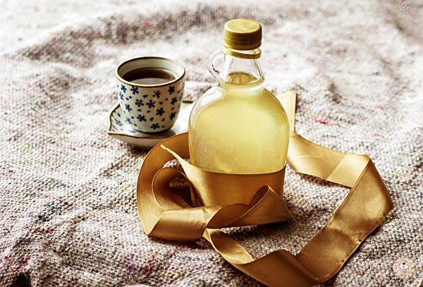 Syrop imbirowy / Ginger Syrup | Break for Cake