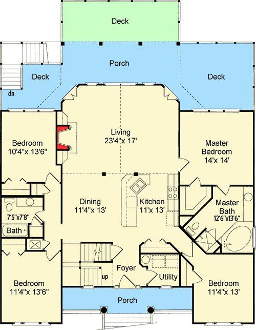 25 best ideas about beach house plans on pinterest for Best drive under house plans