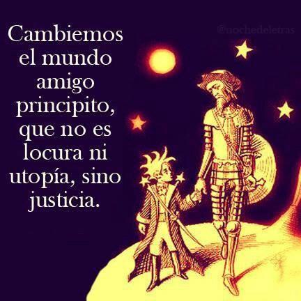 El principito y Quijote