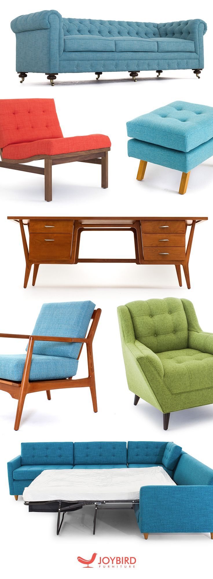 28 best images about mid century modern furniture on for Modern day furniture