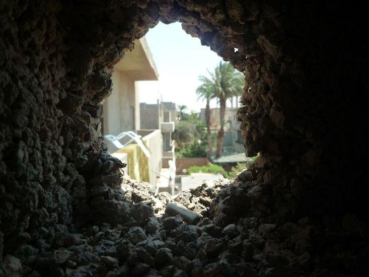 Benghazi, Libië