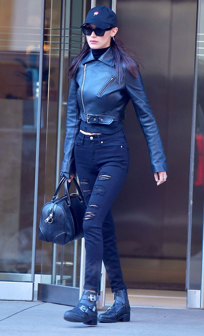 Bella Hadid's Style Deserves More of Our Attention via @WhoWhatWearUK
