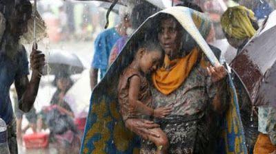 Yaa Allah... Lindungilah kaum muslim Rohingya dari penindasan yang tak berprikemanusiaan.. #SaveRohingya