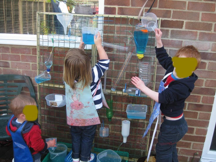 17 Best Images About Water Walls For Kids Play On