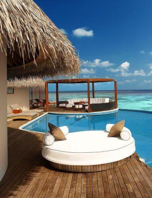Maldivene <3 Taj Exotica Resort & Spa (JEG VIL DIT)