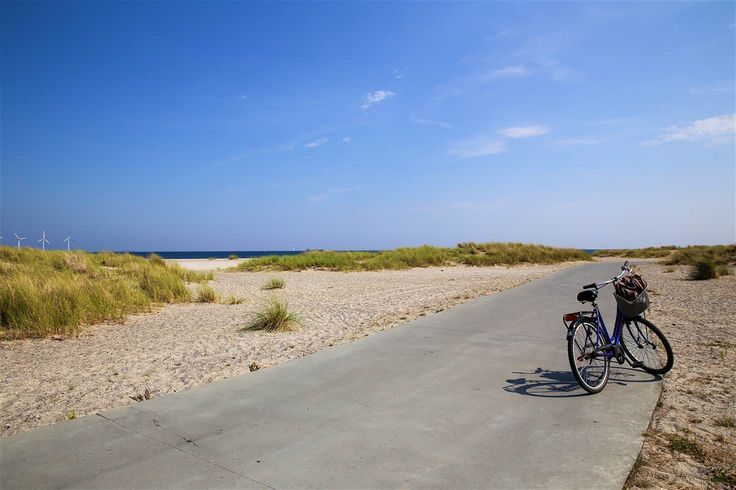 Amager Strand, a beach accessible by metro from Copenhagen's city centre