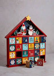 Image result for wooden advent calendar