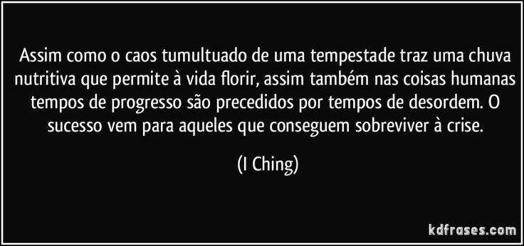 Sabedorias do I Ching