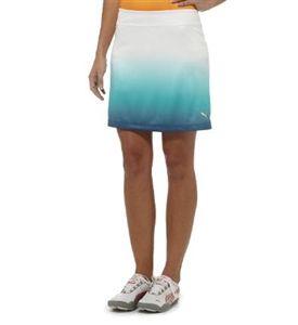 Puma Women's Ombre Print Golf Skirt - Golf + Ombre=Sweet!