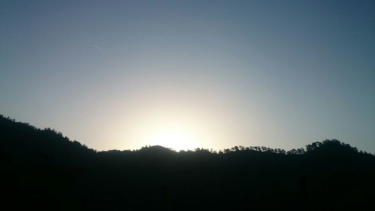 Sun Is Rising Up