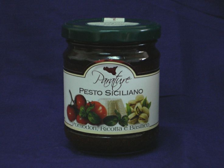 Produce tipical Sicilian from domoras