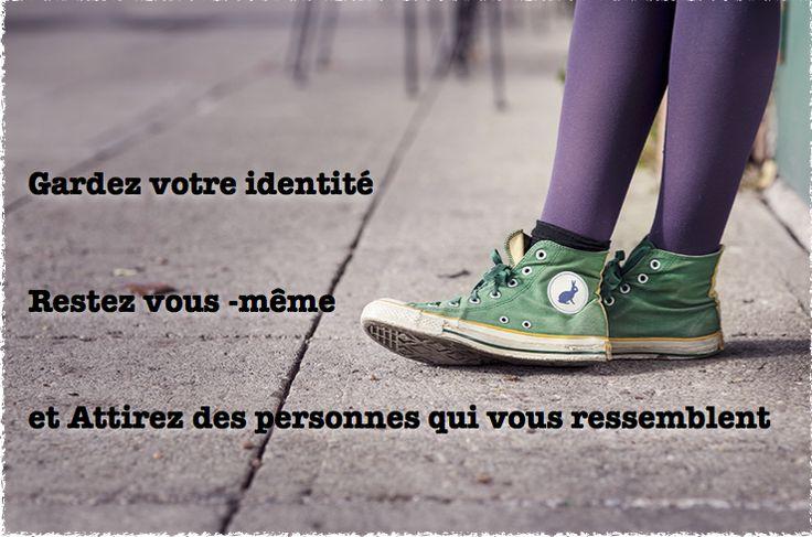 Pour réussir en Marketing de réseau, Gardez votre identité! (Vidéo)
